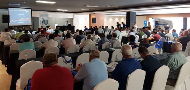 Jaén acoge una jornada de formación sobre el Protoreattore Pieralisi