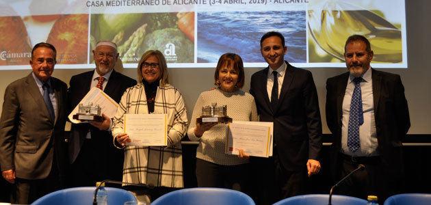 Juan Eslava Galán, María José San Román y Brígida Jiménez, embajadores de la Dieta Mediterránea