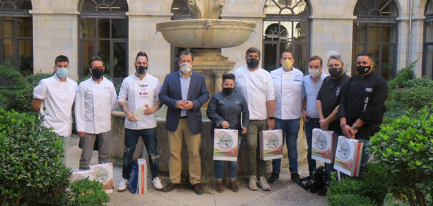 Doce restaurantes participarán en las I Jornadas Gastronómicas Degusta en Jaén