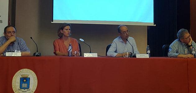 Expertos del Grupo de Olivicultura de la SECH abordan el sector desde una perspectiva diferente