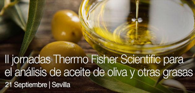 Sevilla acogerá en septiembre una jornada sobre el análisis del aceite de oliva y otras grasas