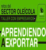 Un taller analiza los aspectos claves en el desarrollo internacional de las empresas del sector oleícola