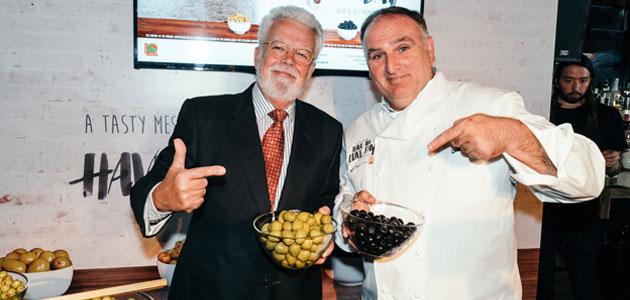 Nueva York acoge el lanzamiento de la campaña de promoción de la aceituna de mesa española en EEUU
