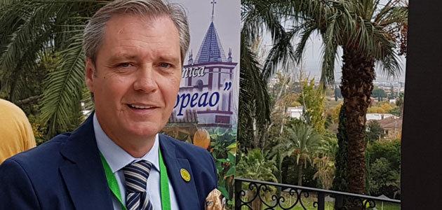 José Manuel Bajo (Sectorial Nacional del AOV con DOP):