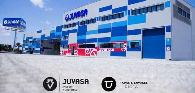 Grupo Juvasa adquiere Tapas & Envases Rioja