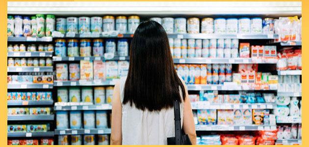 El 67% de los españoles decide qué marcas comprar en las propias tiendas