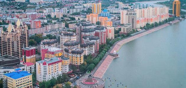Kazajstán, un mercado con posibilidades de crecimiento para el aceite de oliva