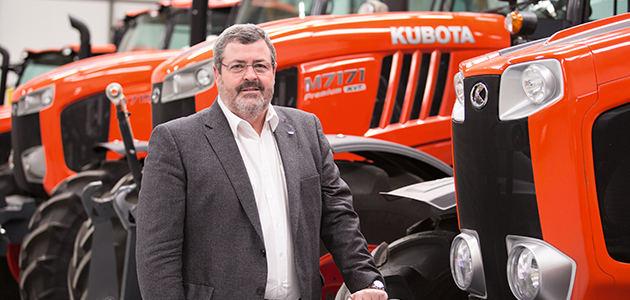 Kubota impulsa su negocio de tractores de gran potencia en Norteamérica