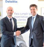 Lándaluz y Deloitte impulsarán el desarrollo del sector agroalimentario andaluz