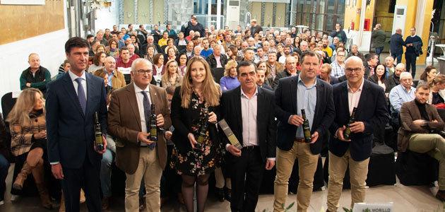 La Cooperativa Oleícola Sierra de La Pandera presenta su primer AOVE de cosecha temprana