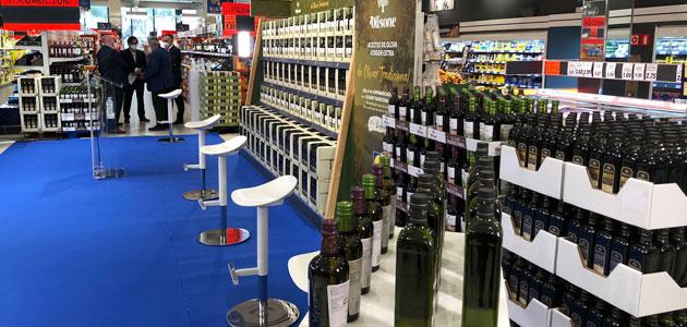 Acuerdo de Lidl, UPA y Migasa para lanzar una nueva gama de AOVEs de olivar tradicional a un precio justo