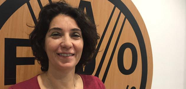 Lisa Paglietti (FAO):