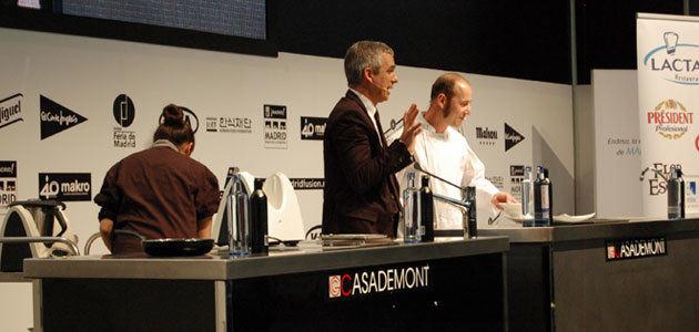 El MAPA y Madrid Fusión alcanzan un acuerdo para la promoción de la gastronomía y los alimentos de España