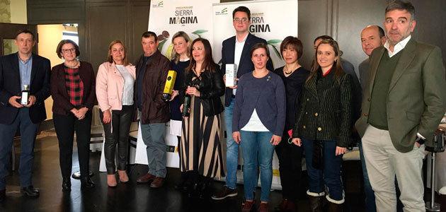 Dominus, Oro de Cánava y Señorío de Mesía Ecológico, premios Alcuza 2020 de la DOP Sierra Mágina