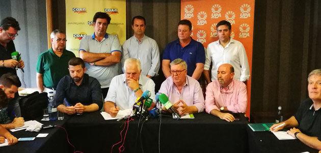UPA y COAG convocan una manifestación el 9 de julio en Sevilla por los bajos precios del aceite de oliva