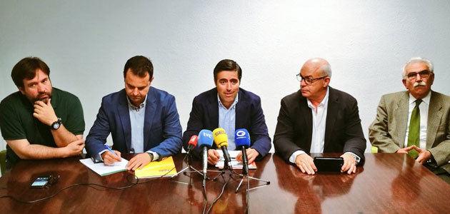 Unidad de acción del sector para la concentración del 29 mayo en Jaén por la crisis de precios del aceite de oliva