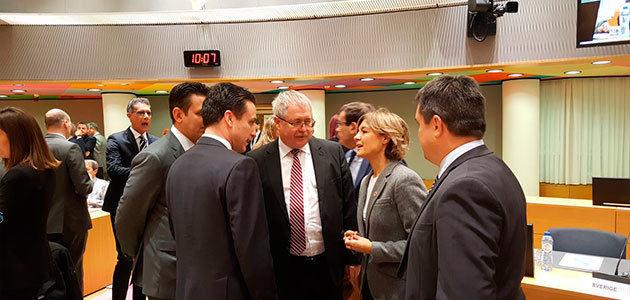 España agradece a la CE su trabajo para tratar de resolver la situación de la aceituna en EEUU