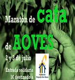 Más de 100 vírgenes extra en el primer Maratón de Cata de AOVE de la provincia de Jaén