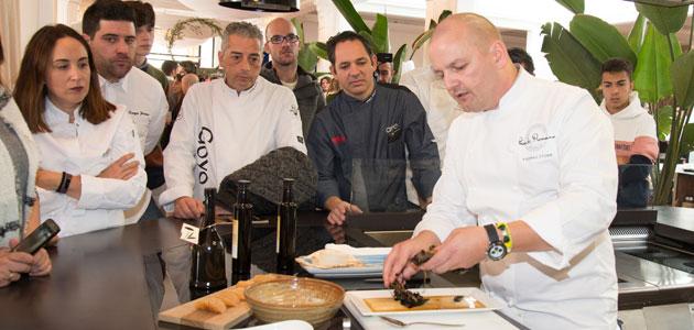 Chefs y AOVE, la receta estrella de la II Fiesta POP de Marbella All Stars