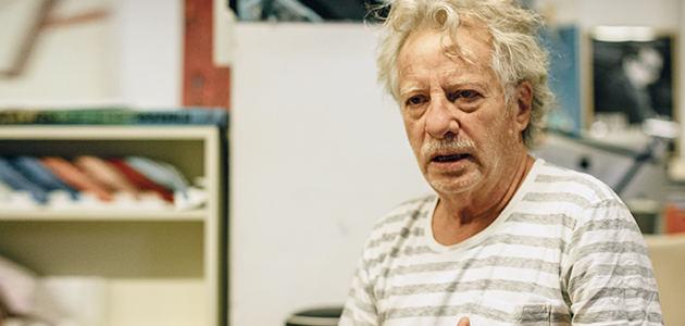 """Javier Mariscal: """"No entiendo de otras grasas, yo siempre cocino todo con aceite de oliva virgen extra"""""""