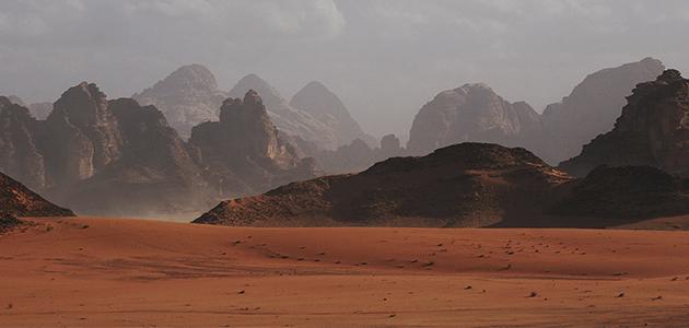 Un chorrito de AOVE en Marte