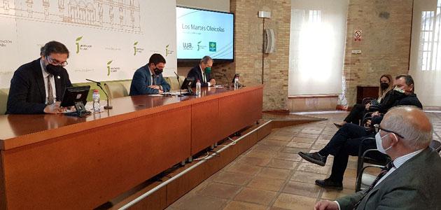 """""""Los Martes Oleícolas"""": estrategias para mejorar la competitividad del olivar jiennense"""