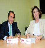 La Masía y la AECC colaborarán en la lucha contra el cáncer