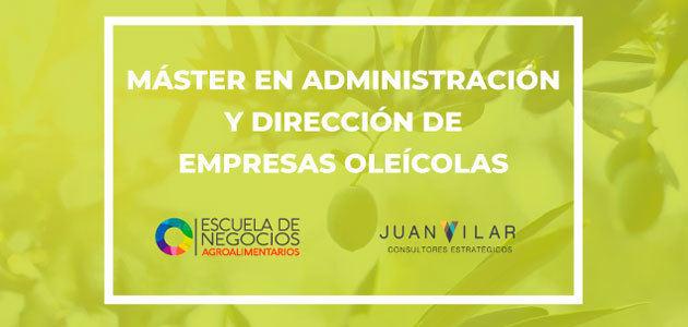 El Máster en Administración y Dirección de Empresas Oleícolas prepara su edición de 2020