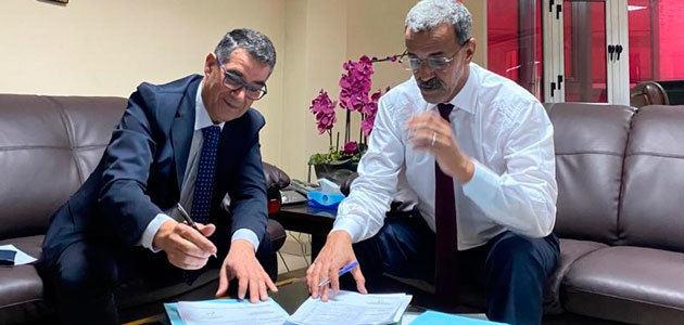 El COI y Mauritania firman un acuerdo de cooperación estratégica