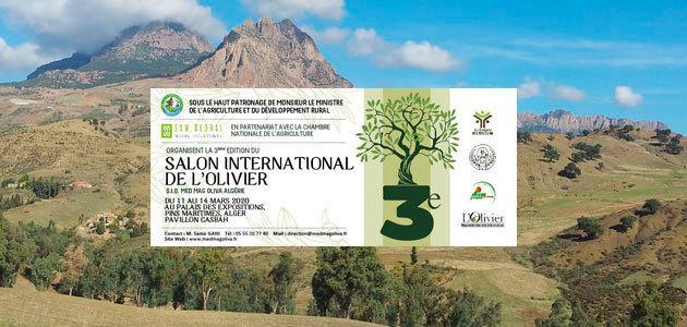 Med Mag Oliva 2020 impulsará el potencial del sector oleícola en Argelia