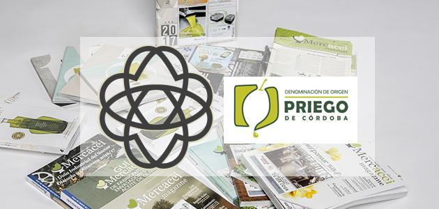 Grupo Editorial Mercacei, galardonado con el Premio Picudo 2018 de la DOP Priego de Córdoba