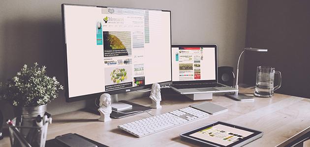 Mercacei.com bate el récord con 31 millones de páginas vistas en 2020