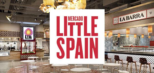 Abre en Nueva York el Mercado Little Spain, un espacio para descubrir la gastronomía española