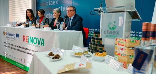 Mermelada de aceite de oliva con espirulina, uno de los proyectos de innovación agroalimentaria presentados en CTAEX