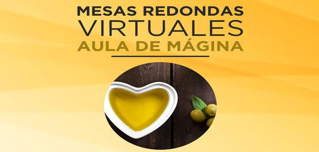 El Aula de Mágina organiza cuatro mesas redondas virtuales para el sector oleícola