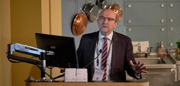 Miguel Ángel Martínez, coautor de Predimed: 'Es curioso comprobar que los estudios realizados en España sobre el AOVE son más conocidos en EEUU'