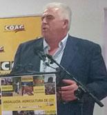 Miguel López, reelegido secretario general de COAG-Andalucía