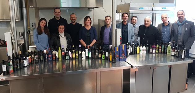 Varios AOVEs españoles, premiados en el concurso Monocultivar Olive Oil Expo