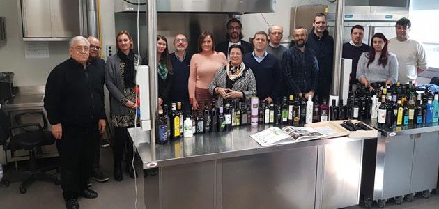 Varios AOVEs españoles, reconocidos en el concurso Monocultivar Olive Oil Expo