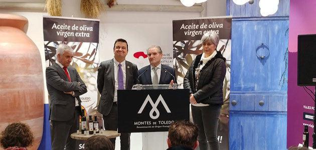 La DOP Montes de Toledo presenta su AOVE de nueva cosecha