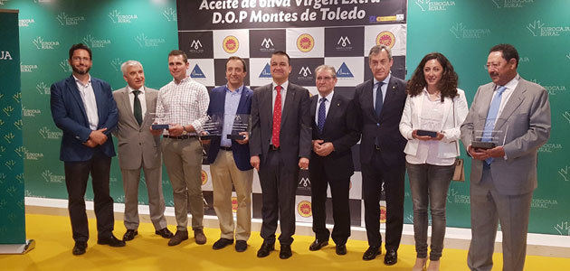 La DOP Montes de Toledo vuelve a premiar el AOVE de Casas de Hualdo en sus 17º Premios Cornicabra