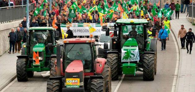 COAG planteará a las uniones regionales la convocatoria de un proceso general de movilizaciones agrarias