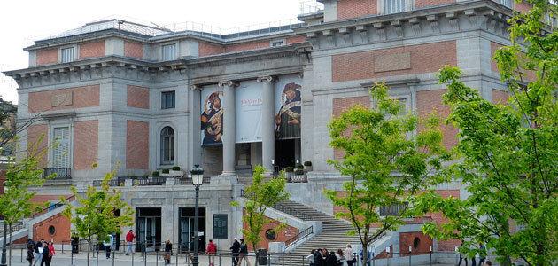 Arte, AOVE e historia en el Museo del Prado