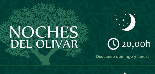 Vuelven las Noches del Olivar en Madrid