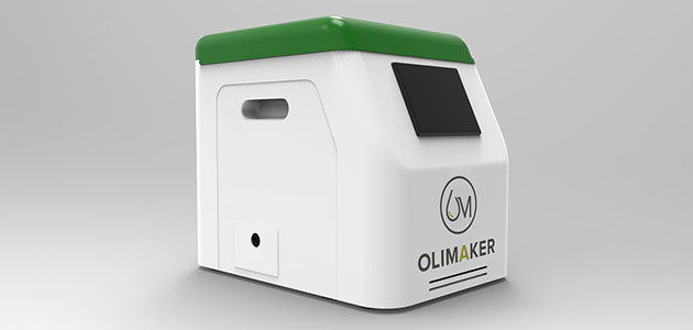 Nace OLIMAKER©, una microalmazara de alta precisión que permite obtener al instante AOVE de gran calidad