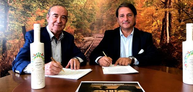 El Grupo Oleícola Jaén, nuevo patrocinador del Restaurante Universo Santi