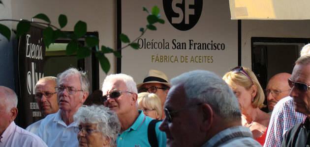 Oleícola San Francisco obtiene el Certificado de Excelencia 2017 de TripAdvisor