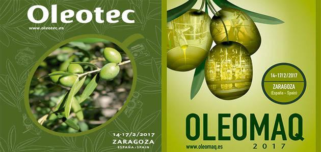 Oleomaq y Oleotec mostrarán las nuevas técnicas de industrialización en el mercado del aceite
