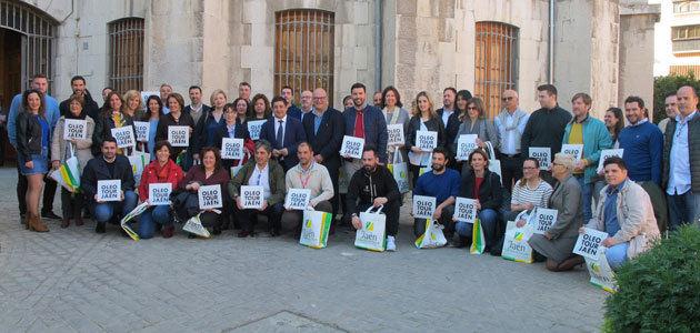 OleotourJaén identifica 47 nuevos establecimientos y empresas en 21 municipios