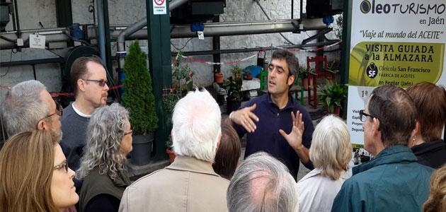 El oleoturismo y el aprovechamiento de almazaras en Jaén, dotado con 200.000 euros en 2017